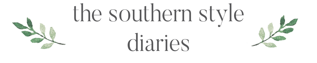 The Southern Style Diaries
